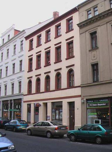 Denkmalgeschütztes Mehrfamilienhaus im Stadtzentrum zu verkaufen, Hospitalstraße