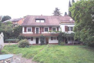Stadthaus in Heidelberg  - Ziegelhausen