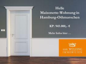 Maisonette in Hamburg  - Othmarschen