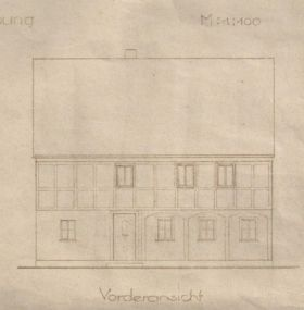 Einfamilienhaus in Hamburg  - Veddel