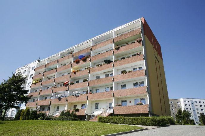 Umzugsgutschein bis 400 €*! 3-R.-WE m. Balkon in Olbersdorf!