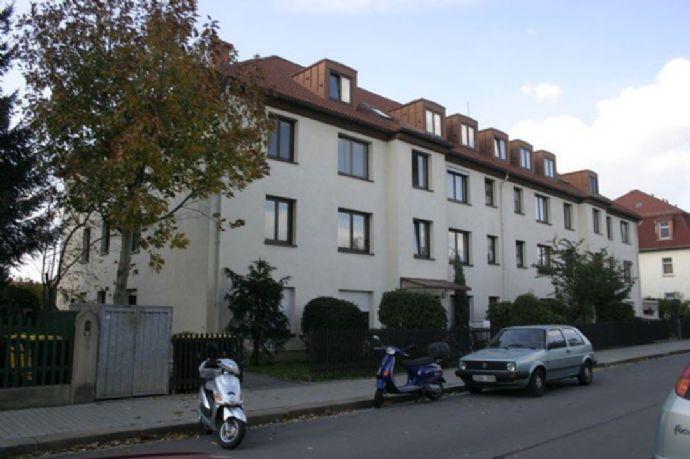 DD-Kaditz, Wächterstr. 51, Ihr 1- Zi.- Appartment mit EBK