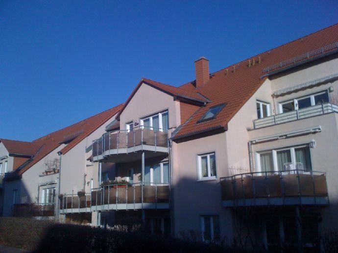 Attraktive 2- Zimmer Wohnung mit Südbalkon