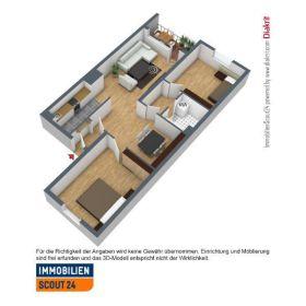Wohnung in Herne  - Herne-Mitte