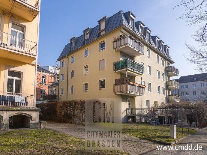 """Attraktives Investment im """"Schweizer Viertel"""" - Top-Rendite in Bestlage! www.cmdd.de"""