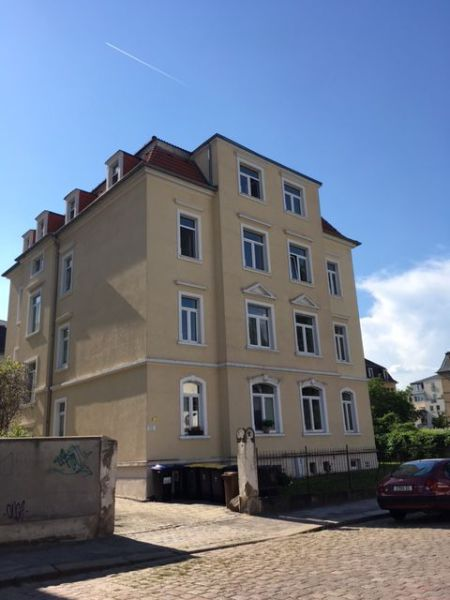 WG-geeignet! komfortable 2-Raum-Wohnung in Dresden-Löbtau