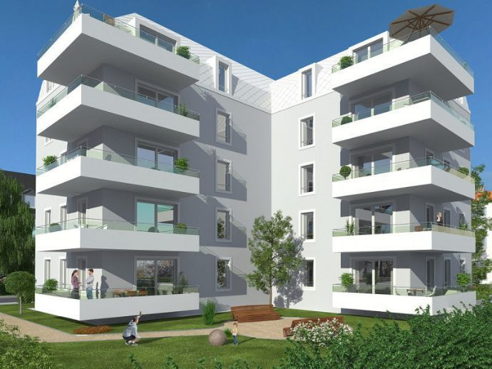 Eigentum im Stadthaus - 3 Zimmer Wohnung - in Dresden-Löbtau