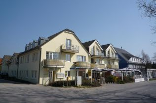 Etagenwohnung in Ostseebad Ahrenshoop  - Ahrenshoop