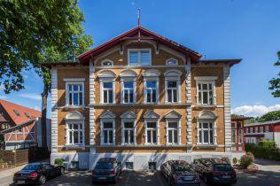 Villa in Stralsund  - Tribseer Vorstadt