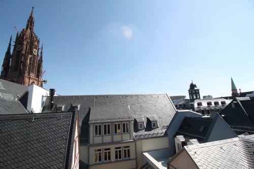 Erstbezug - Exklusives Wohnen mit Blick über die Dächer der Neuen Altstadt