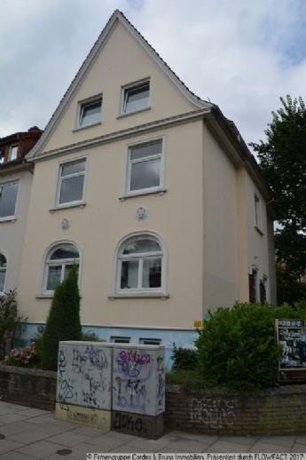Schöne helle 3-Zimmer Wohnung mit Balkon im Gete-Viertel