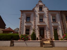 Stadthaus in Merzig  - Hilbringen