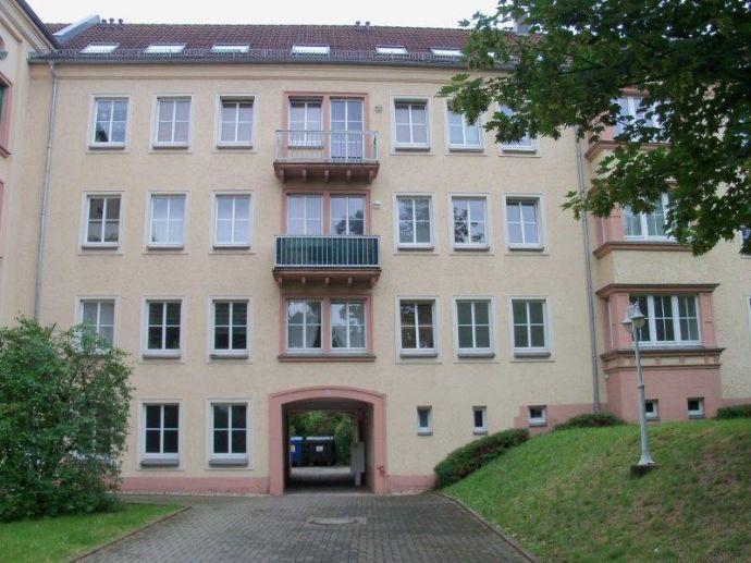 Vermietete  1 Raum Wohnung in Zwickau Zentrum als Kapitalanlage zu verkaufen