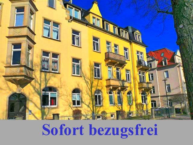 Sofort beziehbare Stadtwohnung in ruhiger Anliegerstraße!