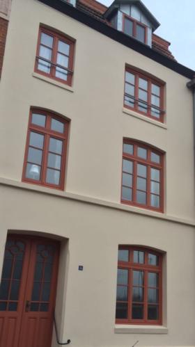 Etagenwohnung in Wismar  - Altstadt