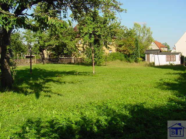 Schönes Baugrundstück in Hörnitz