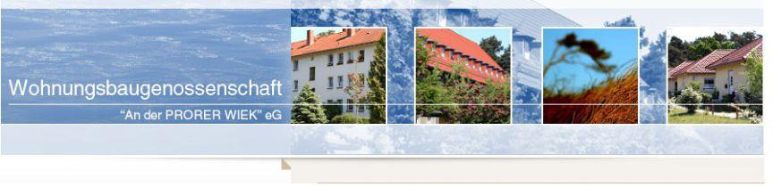 Etagenwohnung in Ostseebad Binz  - Prora