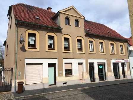 Wohn- und Geschäftshaus in Ostritz mit viel Raum und Potenzial