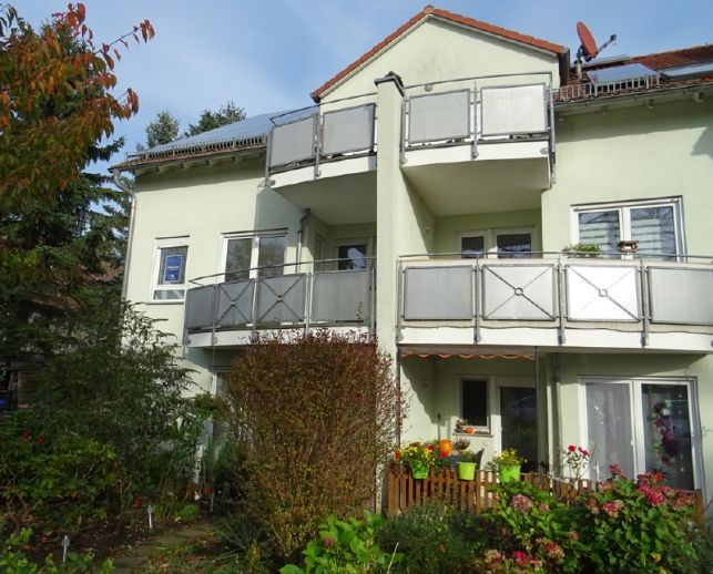 Gönnsdorf...mit großem Balkon!