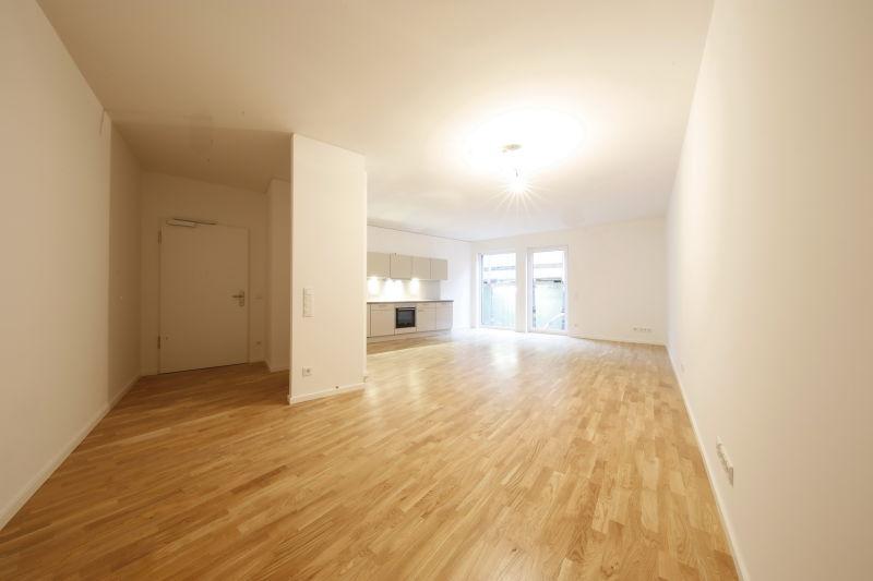 Neue Wohnung - neues Glück! 3 Zi/96 qm/EBK/Terr.  *Erstbezug*