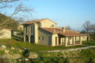 Erdgeschosswohnung in Roccalbegna