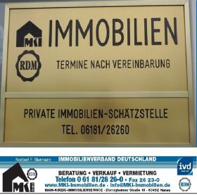 Erdgeschosswohnung in Maintal  - Dörnigheim