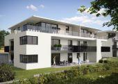 Exklusives Wohnen im Grünen! 2-Zimmer Neubauwohnung mit Terrasse.