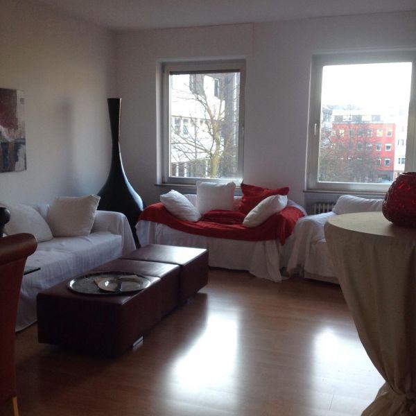 Stilvolle 3 Zimmer Wohnung in 1a Lage