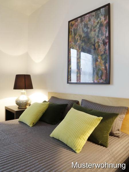 Einzigartig und perfekt! 2 Zimmer auf 60qm mit Loggia und EBK   *Erstbezug*