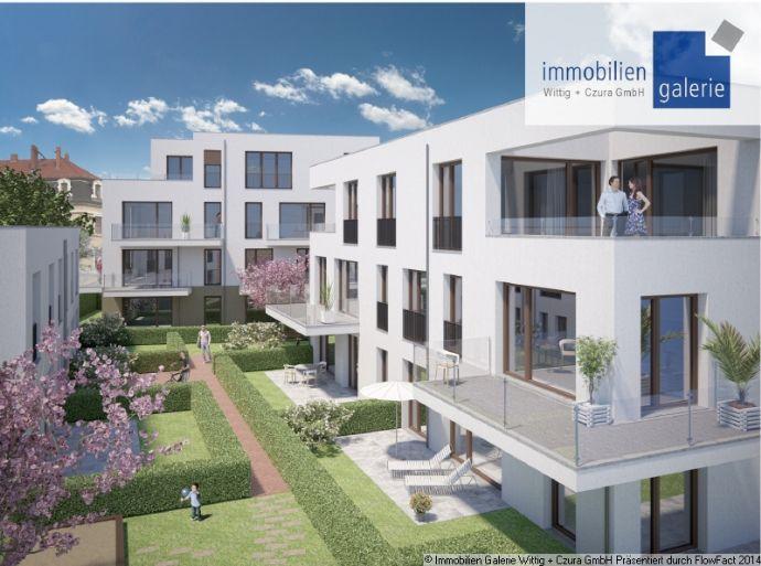 Wohnen in der Neustadt - Perfekte Ausrichtung - perfekter Grundriss