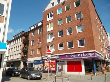 90m² Eckladen - Vermietung im Zentrum von Kiel
