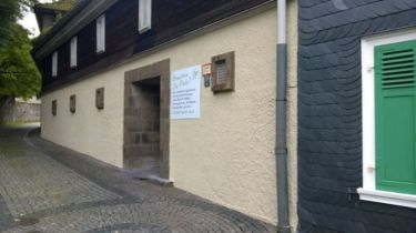 Stellplatz in Remscheid  - Lennep