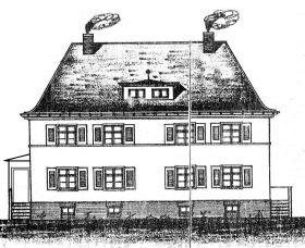 Doppelhaushälfte in Dresden  - Naußlitz