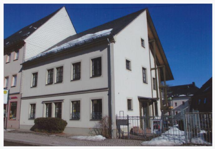 Wohn- und Geschäftshaus in guter Lage in Hainichen zu verkaufen