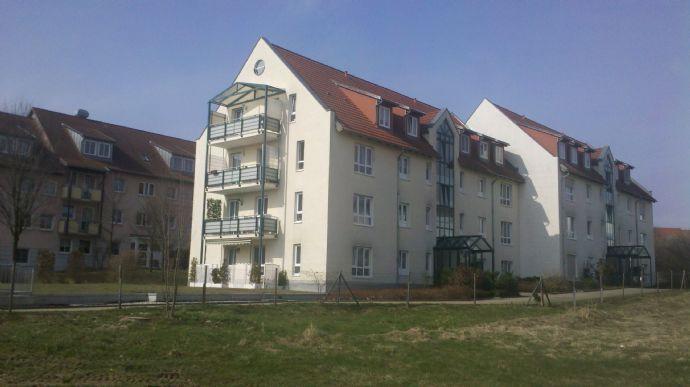 Schöne 2-Raum-Eigentumswohnung in bevorzugter Wohnanlage von Kamenz sucht Käufer