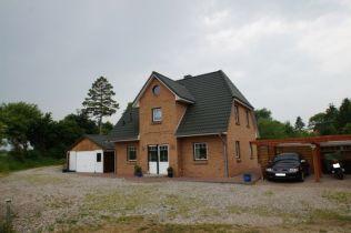 Einfamilienhaus in Holzdorf