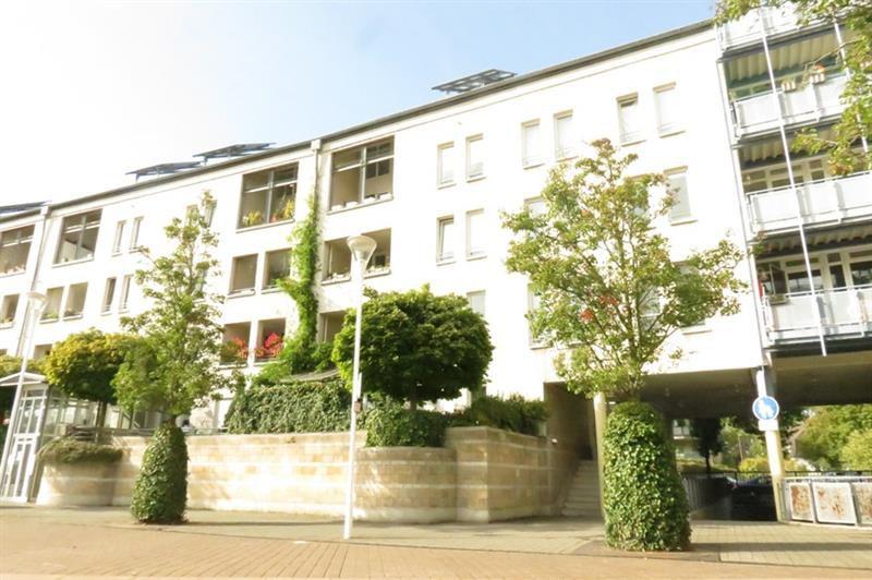Gemütliche 2-Zi.-DG-Whg. mit 2 sonnigen Balkonen
