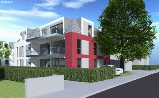 ruhige EG-Wohnung (99 m²) mit Terrasse in Frankenforst (Vorabzug)