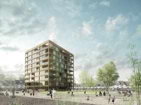 Penthouse in Karlsruhe  - Nordweststadt