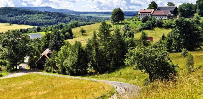ACHTUNG BAUTRÄGER ! Attraktives Baugebiet für ca. 14 Einfamilienhäuser in idylischer Lage von Rosenthal-Bielata
