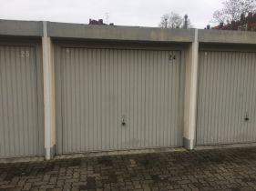 Garage in Hannover  - Vahrenwald