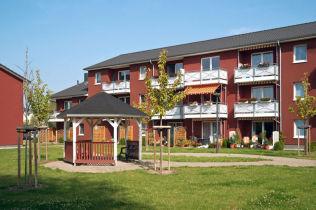 Erdgeschosswohnung in Wismar  - Wismar-Ost