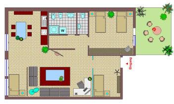 Wohnung in Mönchengladbach  - Holt