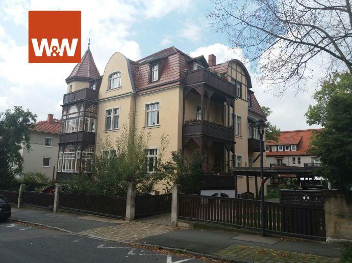 3-Raum-Wohnung in Dresden