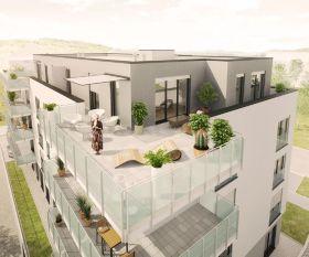 Penthouse in Ludwigshafen  - Oggersheim