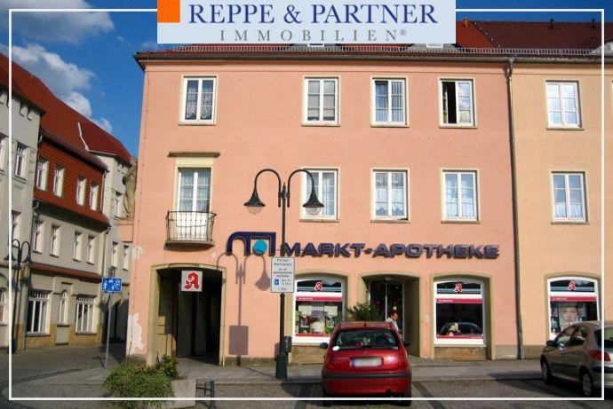 Komplett saniert und sofort bezugsfrei! 2-Raum-Wohnung im Zentrum von Neustadt i. Sa.