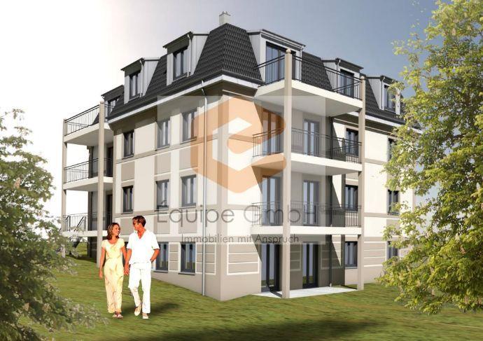 ~ Ruhige & sonnige Terrassenwohnung mit Garten nahe dem Waldpark ~