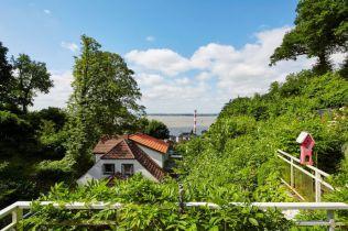 Wohngrundstück in Hamburg  - Blankenese