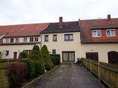 Reihenmittelhaus am Schloss in Frohburg (Denkmalschutz)