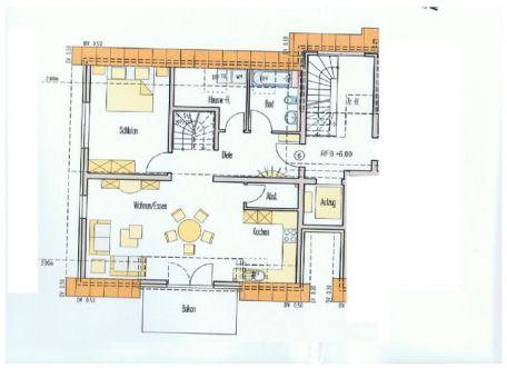 ideale kapitalanlage 5 5 zimmer maisonette wohnung kfw 70 standard. Black Bedroom Furniture Sets. Home Design Ideas